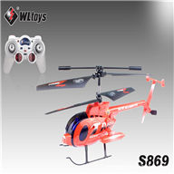 WLtoys S869 RC Helicopter