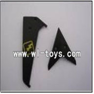 WLtoys S977 RC Helicopter parts,Tail Trim-03