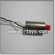 WLtoys S977 RC Helicopter parts,Main Motor B-17