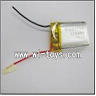 WLtoys S977 RC Helicopter parts, 3.7V Battery-19