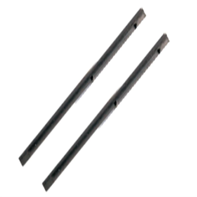 WLtoys V966 Power Star 1 6CH Flybarless RC Helicopter parts, Cabor Fiber Tail pipe 2PCS/SET-16
