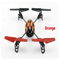 WLtoys V929 2.4G 6 Channel UFO RC Helicopter,GYRO Quadcopter Quadrocopter