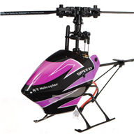WLtoys V944 2.4G 4 Channel RC Flybarless Helicopter, ready to Fly