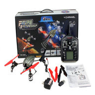 WLtoys V959 2.4G 6-Axis RC Helicopter,Quadcopter Quadrocopter Ready to fly