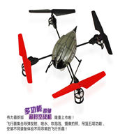 WLtoys V989 2.4G 6-Axis RC Helicopter,Quadcopter Quadrocopter Ready to fly
