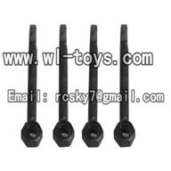 V955-parts-27 Pull rod(4pcs) wholesale Wltoys V955 model WL toys 955 rc helicopter parts