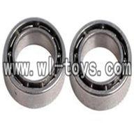 V955-parts-33 Bearings(2PCS)Φ5xΦ8x2mm wholesale Wltoys V955 model WL toys 955 rc helicopter parts