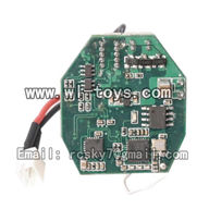 WL V944-parts-06 Circuit board,Receiver board wholesale Wltoys V944 model WL toys 944 rc helicopter parts V944 parts list