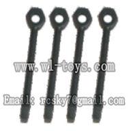 WL V944-parts-09 Pull rod(4pcs) wholesale Wltoys V944 model WL toys 944 rc helicopter parts V944 parts list