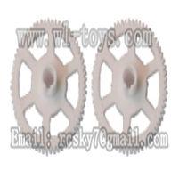 WL V944-parts-12 Main rotor gears(2pcs) wholesale Wltoys V944 model WL toys 944 rc helicopter parts V944 parts list