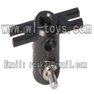 WL V944-parts-18 Main rotor hub cover wholesale Wltoys V944 model WL toys 944 rc helicopter parts V944 parts list