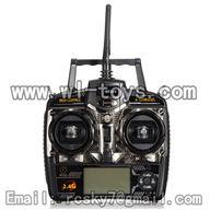 WL V944-parts-30 Transmitter wholesale Wltoys V944 model WL toys 944 rc helicopter parts V944 parts list