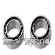 WL V944-parts-33 Bearings(2pcs)Φ6xΦ10x2.5mm wholesale Wltoys V944 model WL toys 944 rc helicopter parts V944 parts list