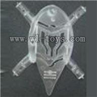 V252-parts-03 Lower Cover Frame wholesale Wltoys WL V252 Quadcopter parts,V-252 WL toys V252 parts