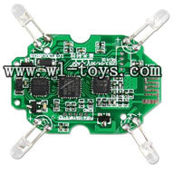 V252-parts-12 Circuit board wholesale Wltoys WL V252 Quadcopter parts,V-252 WL toys V252 parts