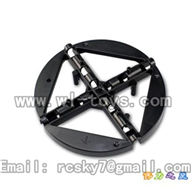 V262-parts-20 Main frame wholesale Wltoys WL V262 Quadcopter parts,V-262 WL toys V262 parts