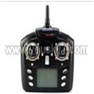 V262-parts-22 Transmitter,Remote control wholesale Wltoys WL V262 Quadcopter parts,V-262 WL toys V262 parts