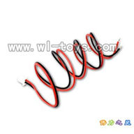 V262-parts-27 Plug wire for the the motor Wltoys WL V262 Quadcopter parts,V-262 WL toys V262 parts
