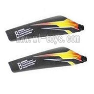 WL V319 helicopter parts-06-Main Blade(2B) Wltoys WL V319 model WL toys V319 rc helicopter V319 parts list