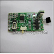WL V319 helicopter parts-21-PCB Board,Receiver board Wltoys WL V319 model WL toys V319 rc helicopter V319 parts list