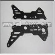 WL V388 parts-14-main frame metal part A Wltoys WL V388 model WL toys V388 rc helicopter 388 parts list