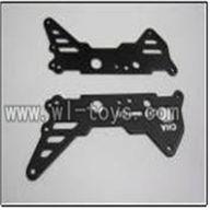 wl v398 parts-14-Main frame metal part A Wltoys WL V398 model wl toys v398 rc helicopter and v398 parts list