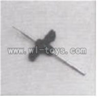 WL V398 helicopter parts-18-Main tube piece Wltoys WL V398 model wl toys v398 rc helicopter and v398 parts list