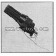 WL V398 helicopter parts-23-Bullet Blashol Wltoys WL V398 model wl toys v398 rc helicopter and v398 parts list