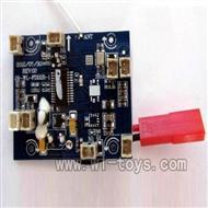 WLtoys-V959-18 Circuit board,Receiver board Wltoys WL V959 model wl toys V959 rc Quadcopter and V959 parts list
