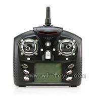 WLtoys-v959-20 Remote control Wltoys WL V959 model wl toys V959 rc Quadcopter and V959 parts list