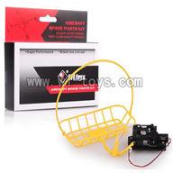 WLtoys-v959-22 Basket devices, lifting devices Wltoys WL V959 model wl toys V959 rc Quadcopter and V959 parts list