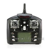 WLtoys-v999-20 Remote control WL V999 model wl toys V999 rc helicopter and V999 parts list Quadcopter