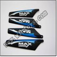 WL S939 parts-05-Main Blade(2A+2B)-4x WLtoys S939 RC helicopter WL toys S939 model WLtoysrc S939 parts