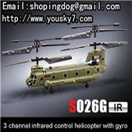 SYMA s026G rc helicopter SYMA S026G model and SYMA s026G helicopter parts