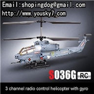 SYMA s036G rc helicopter SYMA S036G model and SYMA s036G helicopter parts