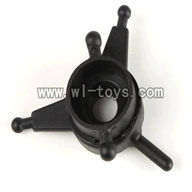MJX-F649-parts-19 Swashplate,MJX F49 F649 rc helicopter and mjxrc toys helikopter Accessories