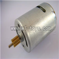 MJX-F649-parts-44 Main motor with shaft and gear,MJX F49 F649 rc helicopter and mjxrc toys helikopter Accessories