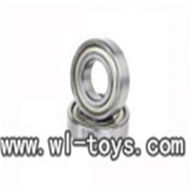 MJX F45-13 bearing Φ10*Φ6*3(2PCS),Mjx F45 F645 RC helicopter Parts,mjxrc toys MJX F645 helikopter Accessories