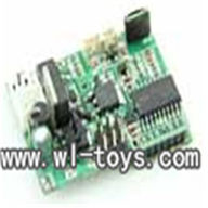 MJX F45 -19 Receiving PCB Board circuit board,Mjx F45 F645 RC helicopter Parts,mjxrc toys MJX F645 helikopter Accessories