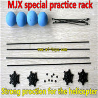 MJX F45 -45 dedicated Rack,Mjx F45 F645 RC helicopter Parts,mjxrc toys MJX F645 helikopter Accessories