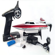 FeiLun FT007 rc Boat FT007 high speed boat FT 007 Speedboat Model Boat parts FT007 Remote control Boat-all