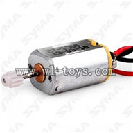 SYMA S36-Parts-17 Main motor A with long shaft (Upper Blade Motor) SYMA S36 rc helicopter parts SYMA S 36 helikopter Accessories symarc model