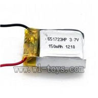 S107P-parts-06 Lipo Battery SYMA S107P rc helicopter parts SYMA S 36 helikopter Accessories symarc model