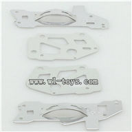 SYMA S107P-parts-25 Main Frame Metal Parts SYMA S107P rc helicopter parts SYMA S 36 helikopter Accessories symarc model