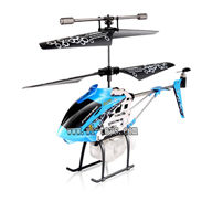 SYMA S107P-parts-32 BNF(Only helicopter,no transmitter,no usb charger)-Blue SYMA S107P rc helicopter parts SYMA S 36 helikopter Accessories symarc model
