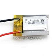 SYMA S5-Parts-22 Lipo Battery SYMA S5 rc helicopter parts SYMA S5 helikopter Accessories symarc model