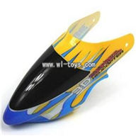 SH 6050-parts-01 Head cover,SH6050 RC helicopter parts sanhuan 6050 helikopter Accessories,sanlianhuan 6050 toys