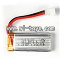 SH 6050-parts-03 Battery 3.7v 300mah,SH6050 RC helicopter parts sanhuan 6050 helikopter Accessories,sanlianhuan 6050 toys
