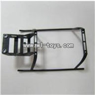 SH 6050-parts-12 Landing skid SH6050 RC helicopter parts sanhuan 6050 helikopter Accessories,sanlianhuan 6050 toys