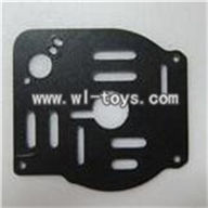 SH 6050-parts-14 Glass plate SH6050 RC helicopter parts sanhuan 6050 helikopter Accessories,sanlianhuan 6050 toys